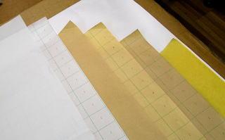 型紙用紙のお試しセット
