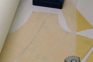 画像1: 不織布無地用紙 100m