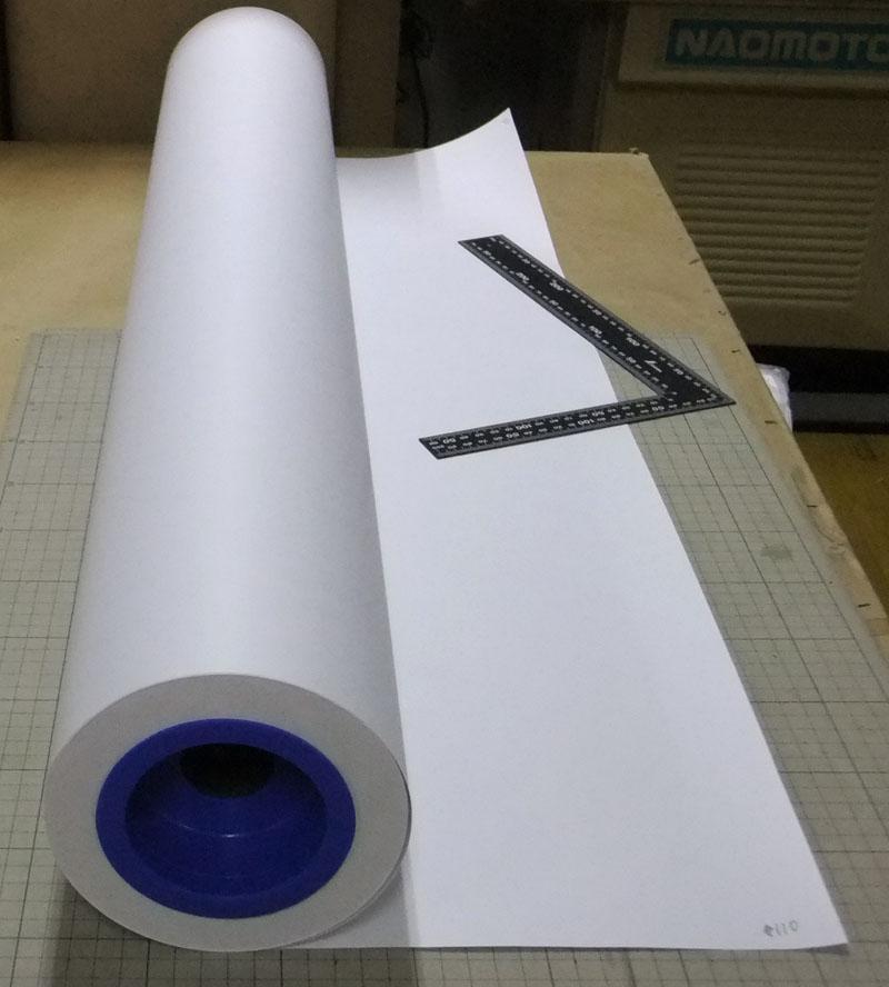 型紙・パターンの原型、マスターパターンに最適なパターン用紙